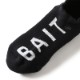 < BAIT LOGO PED SOCKS > - 777-BAT-SCS-003
