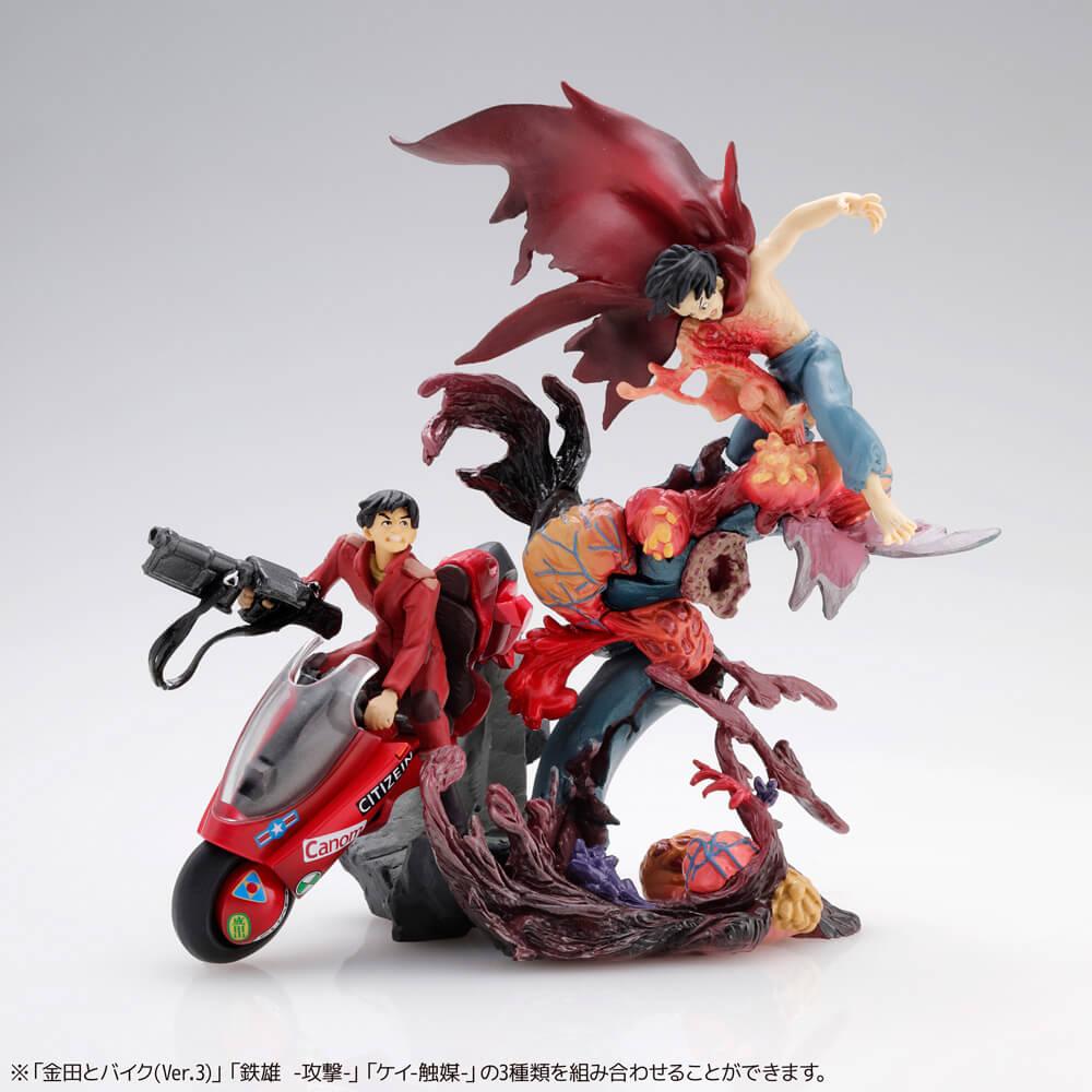 海洋堂 AKIRA PART.4「決戦」BOX - 4537807022424BOX
