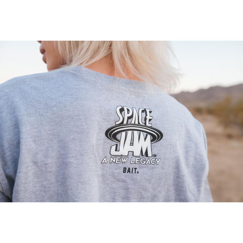 < BAIT SPACEJAM2 JBUGS DRIBBLE TEE > - 216-SPJ-TEE-001