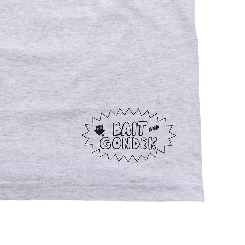 BAIT B&BxGONDEK COUCH TEE - 207-BAB-TEE-004