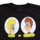BAIT B&BxGONDEK FACE OFF TEE - 207-BAB-TEE-005