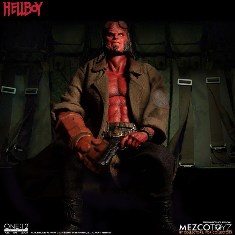 ONE 12 COLLECTIVE/HELLBOY - 77540