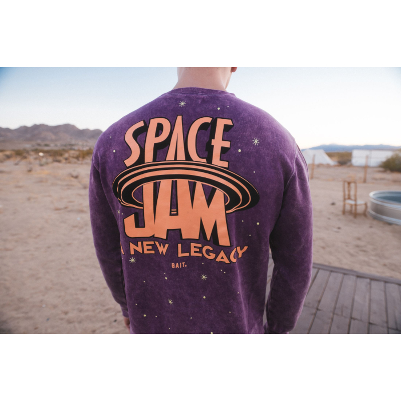 < BAIT SPACEJAM2 MARVIN LEGACY CREW > - 216-SPJ-SWT-001