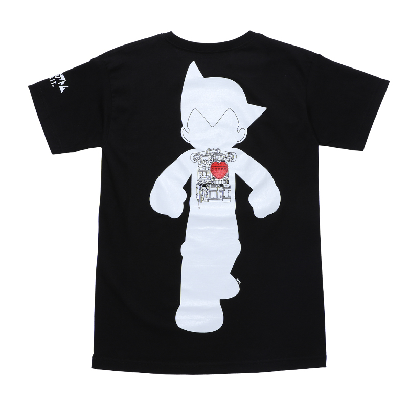 BAIT ASTRO BOY MECHANICAL TEE - 214-ASB-TEE-002