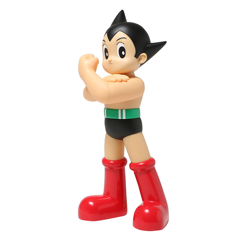 BAIT ASTRO BOY MIGHTY FIST TAN - 204-ASB-TOY-001