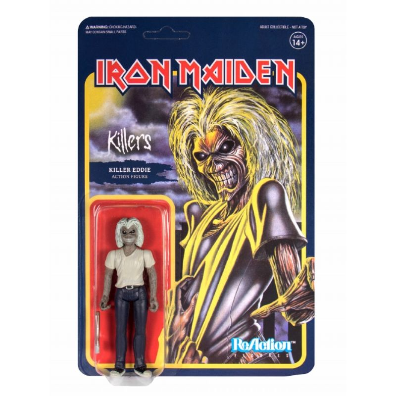 SUPER 7 IRON MAIDEN:キラーズ・エディ - 597482