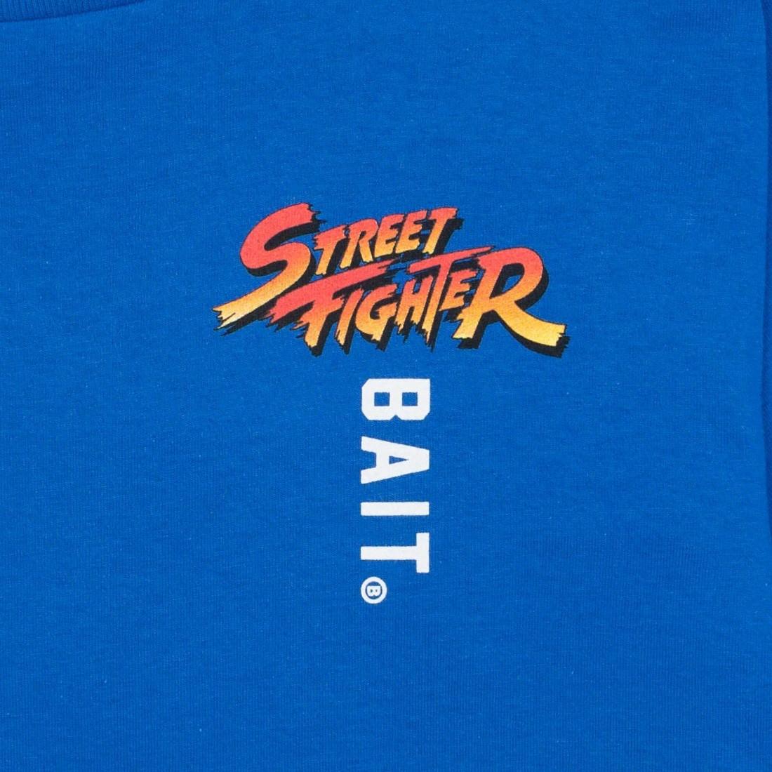 BAIT STREETFIGHTERxKUMITE LSTEE - 197-STF-TEE-005