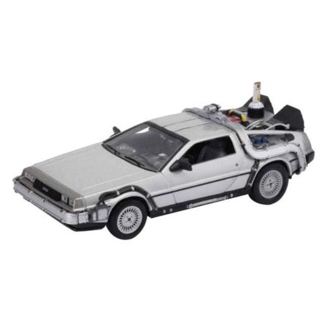 """WELLY 「バック・トゥ・ザ・フューチャー」DeLorean DMC-12 BTTF2"" - 4548565348534"
