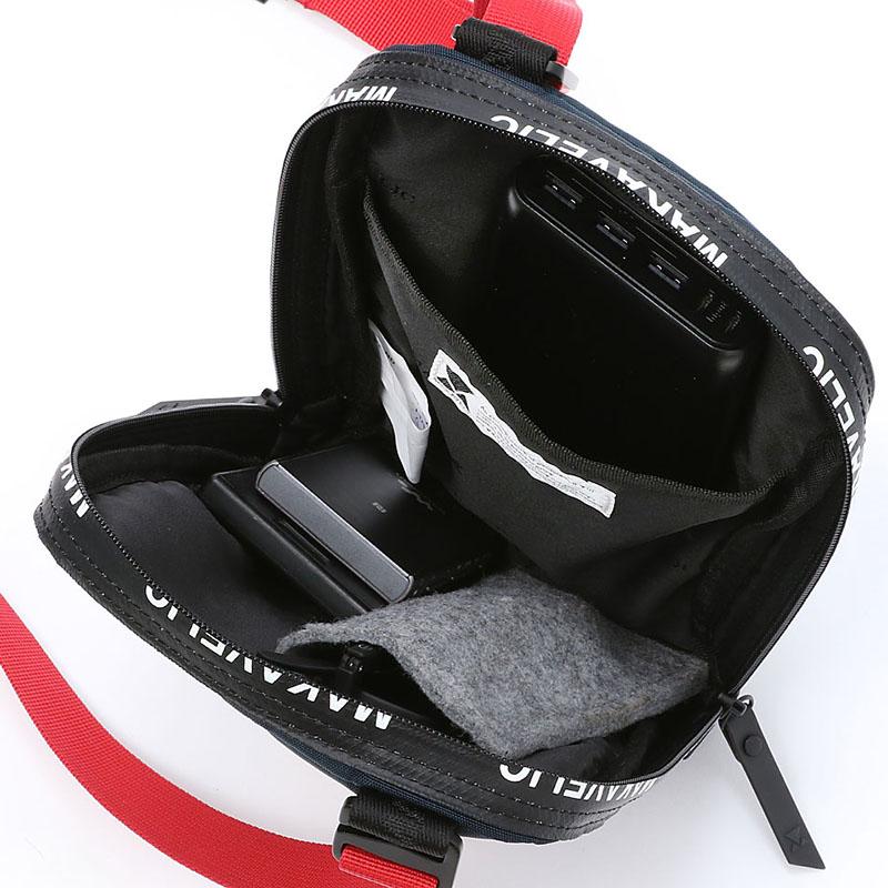"""【SALE】MAKAVELIC TRUCKS DUALIS POUCH BAG"" -  3109-10502"