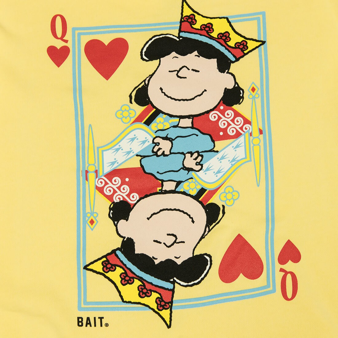 BAIT SNOOPY QUEEN OF HEARTS HDY W - 204-SNP-PRK-002