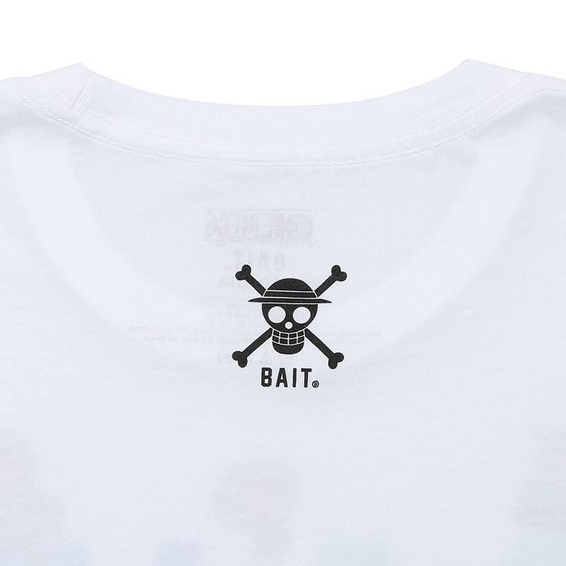 BAIT ONEPIECE STRAWHAT CREW TEE - 215-OPC-TEE-001