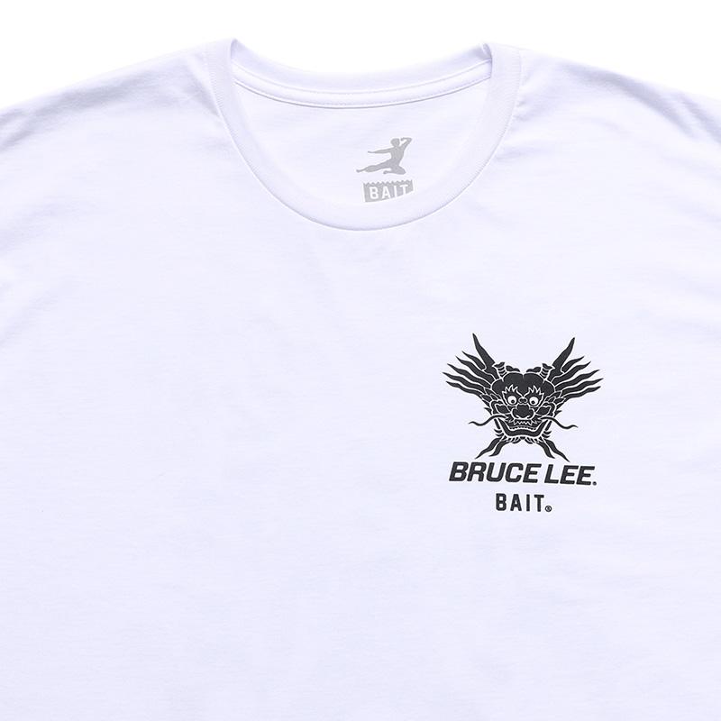 BAIT BRUCE LEE DRAGON TEE  - 207-BRL-TEE-001
