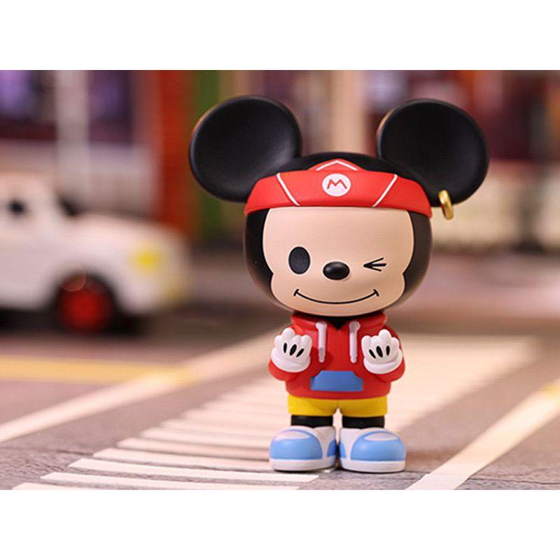 POP MART ミッキー&フレンズ ストリートスタイルBOX - 6941448628750