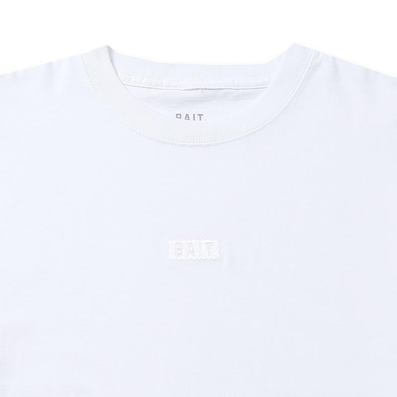 BAIT EMBROIDERY LSTEE - 777-BAT-TEE-004