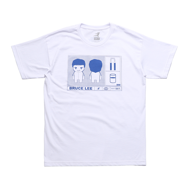 【SALE】BAIT KOKIES X BRUCE LEE TEE - 207-BRL-TEE-006