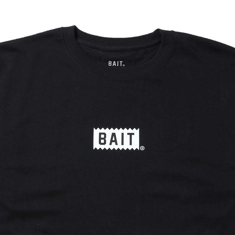 < 【BAITキーホルダープレゼント中】BAIT MARK LSTEE > - 777-BAT-TEE-002