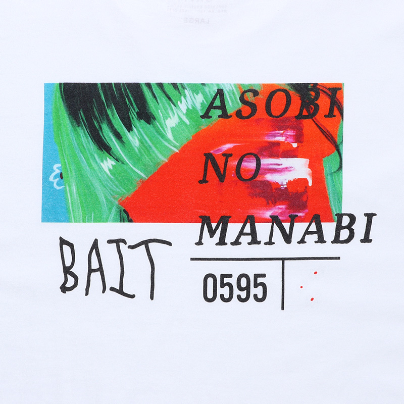 < BAIT x SUGI WOMEN SSTEE > - 216-BAT-TEE-002