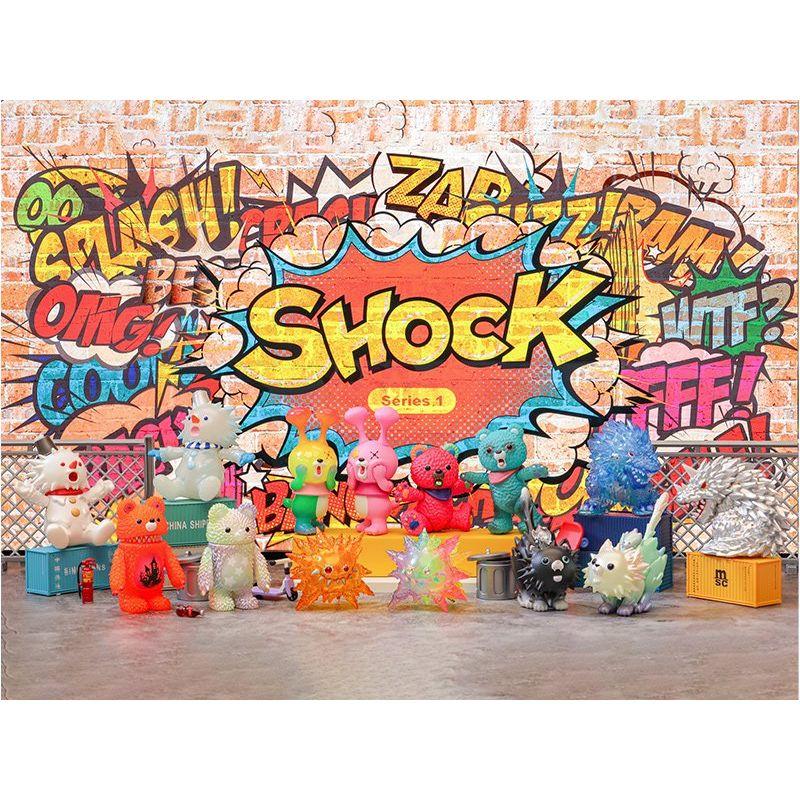 POP MART INSTINCTOY×SERIES1 SHOCK(BOX) - 6941448608844