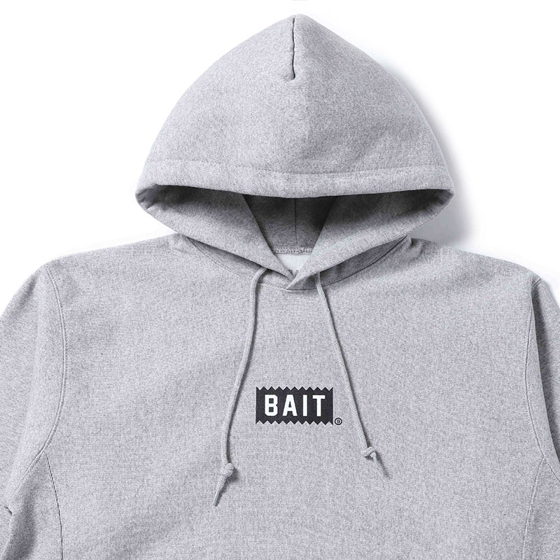 "BAIT ""BAIT MARK"" HOODIE - 777-BAT-PRK-001"