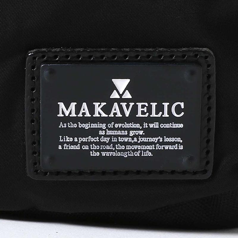MAKAVELIC BUSINESS WISDOM BACK PACK 3120-10103