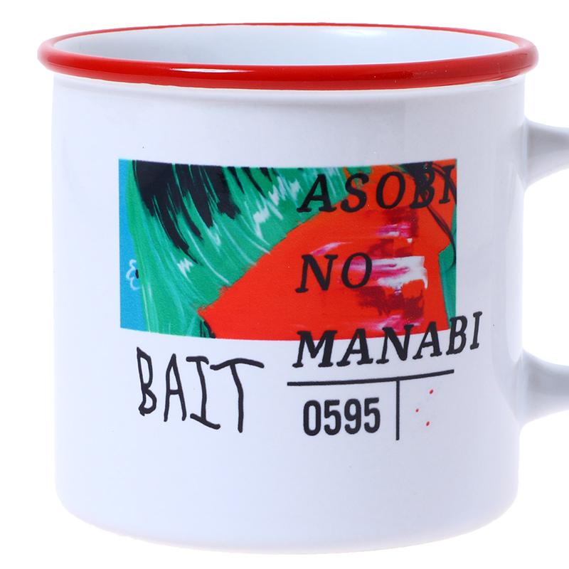 < BAIT x SUGI WOMEN MUGCUP > - 216-BAT-OTH-003
