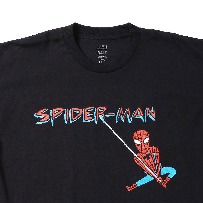 BAIT SPIDER-MAN SWING TEE - 204-MRV-TEE-003
