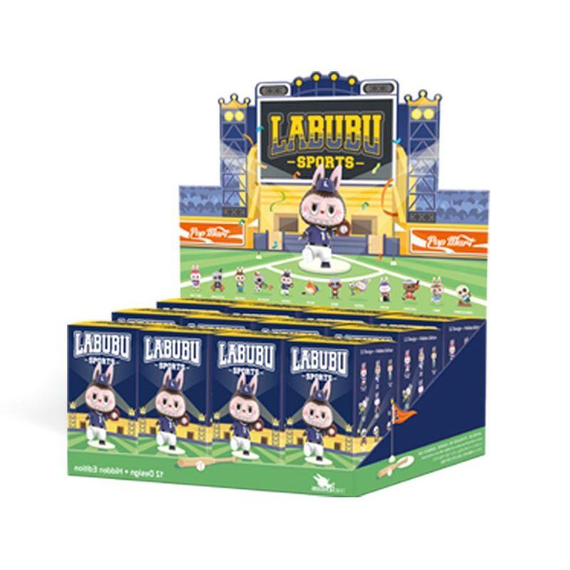 POP MART LABUBU スポーツ(BOX) - 6972368560448B