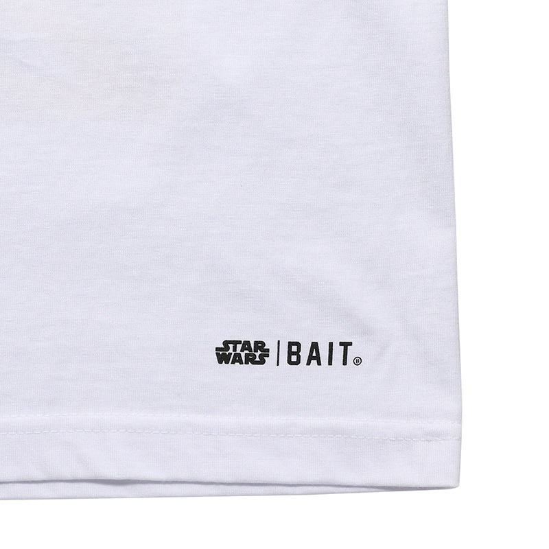 < 【AUTUMN SALE】【10%OFF】BAIT STARWARS BAIT LOGO TEE > - 215-SWS-TEE-001