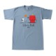 【SALE】BAIT SNOOPY LIFE BALL TEE - 206-SNP-TEE-004