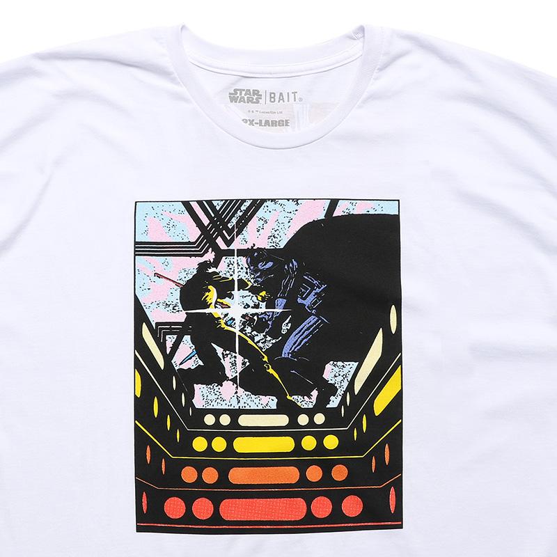 < 【AUTUMN SALE】【10%OFF】BAIT STARWARS CLASH TEE >  - 215-SWS-TEE-003