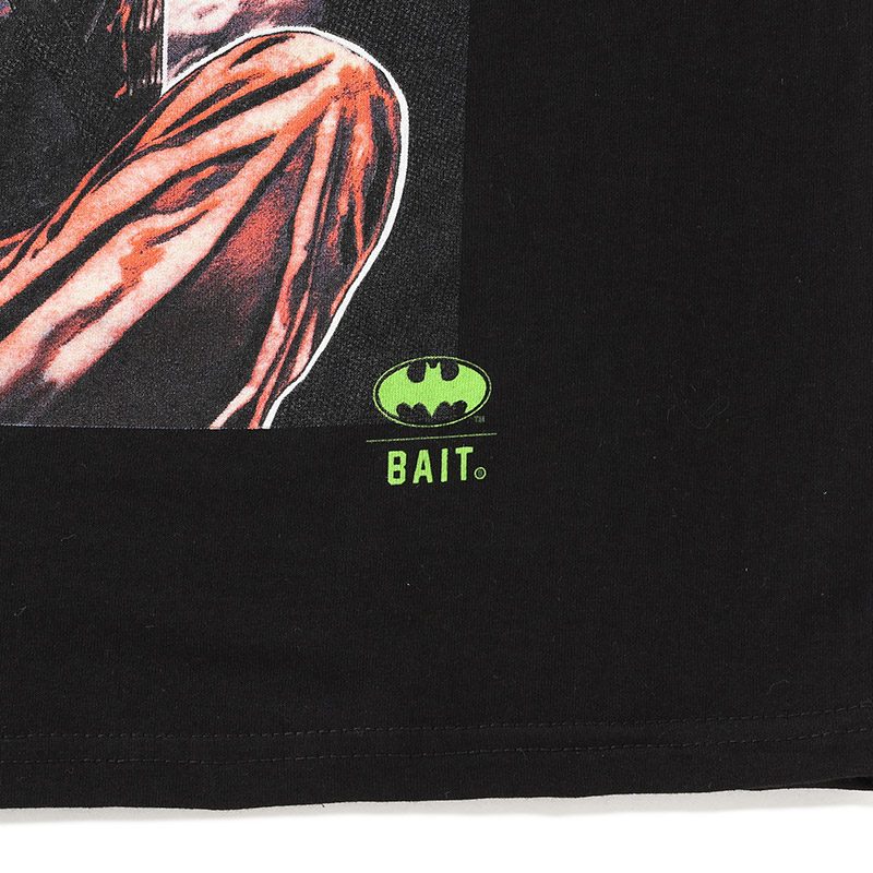 【SALE】BAIT JOKER VILLAINS TEE - 204-BTM-TEE-001