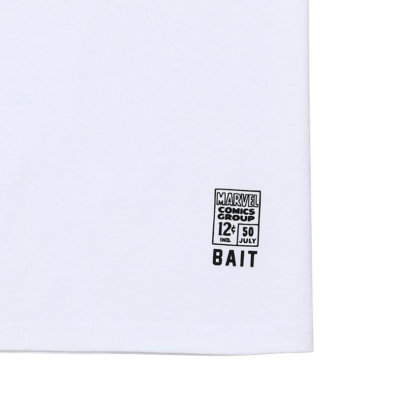 < BAIT x MARVEL BLACK WIDOW TEE > - 216-MRV-TEE-004
