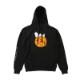 【SALE】BAIT SNOOPY SLEEPER BALLER HOODIE - 206-SNP-PRK-003