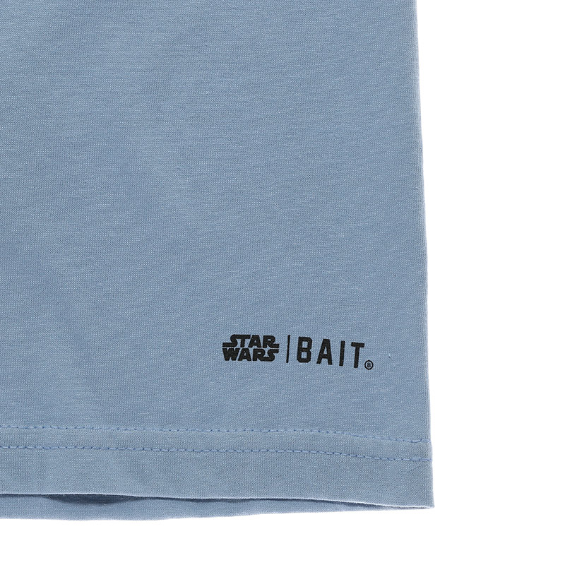 < BAIT STARWARS C3PO R2D2 TEE  > - 215-SWS-TEE-007