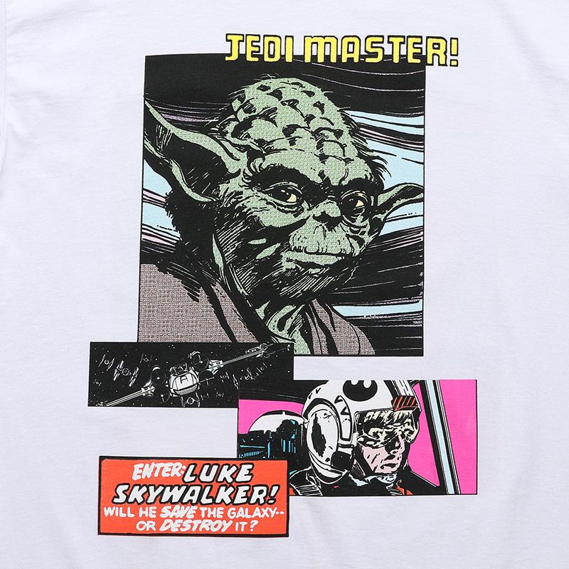 < BAIT STARWARS YODA TEE > - 215-SWS-TEE-010