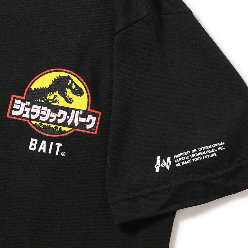BAIT JURASSIC PARK DAMAGE TEE - 205-JSP-TEE-002