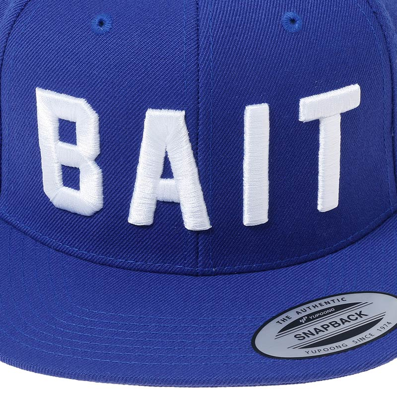 BAIT LOGO SNAPBACK CAP - 216-BAT-CAP-001