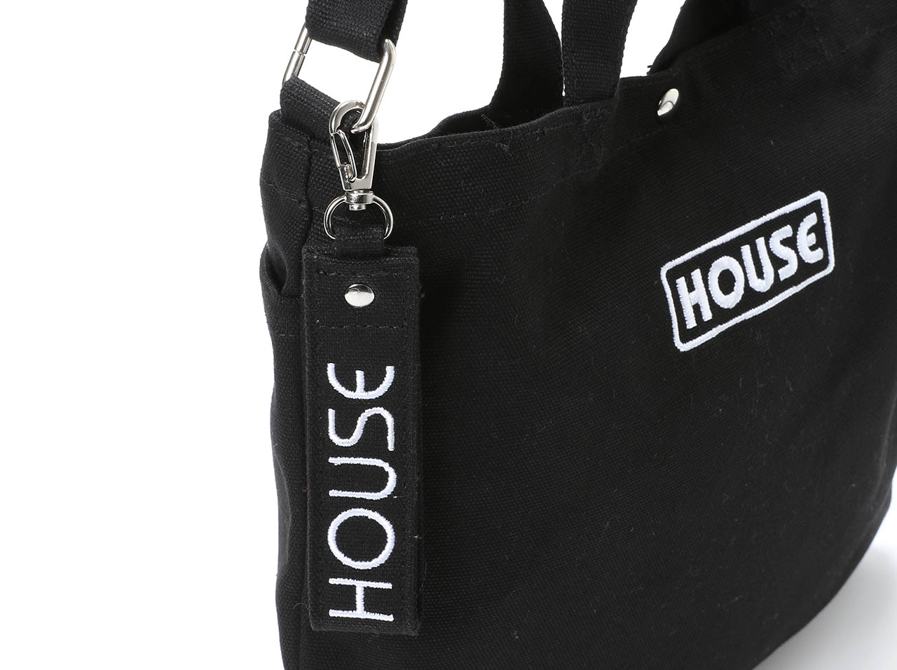 【60%OFF】IN THE HOUSE CANVAS SHOULDER BAG LARGE 2 - ith-0063