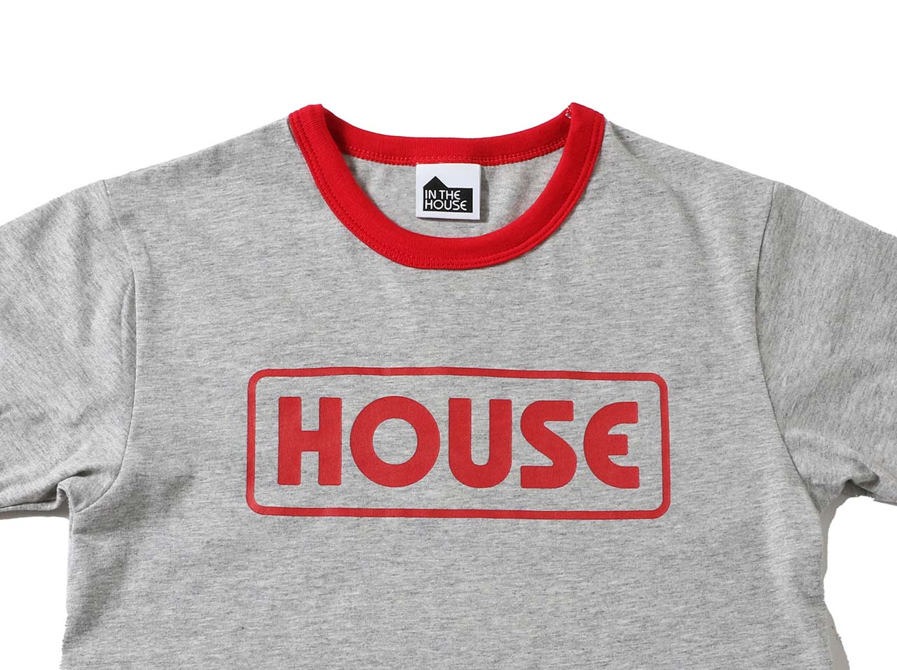 【40%OFF】IN THE HOUSE BOYS RINGER TEE ith-01