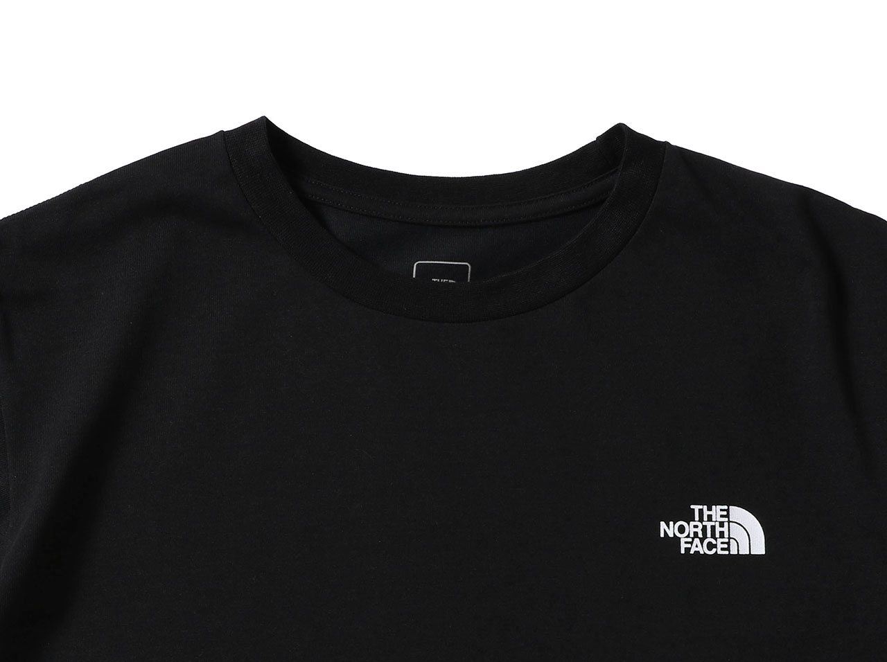 【10%OFF】THE NORTH FACE S/S Square Logo Tee - NT32038
