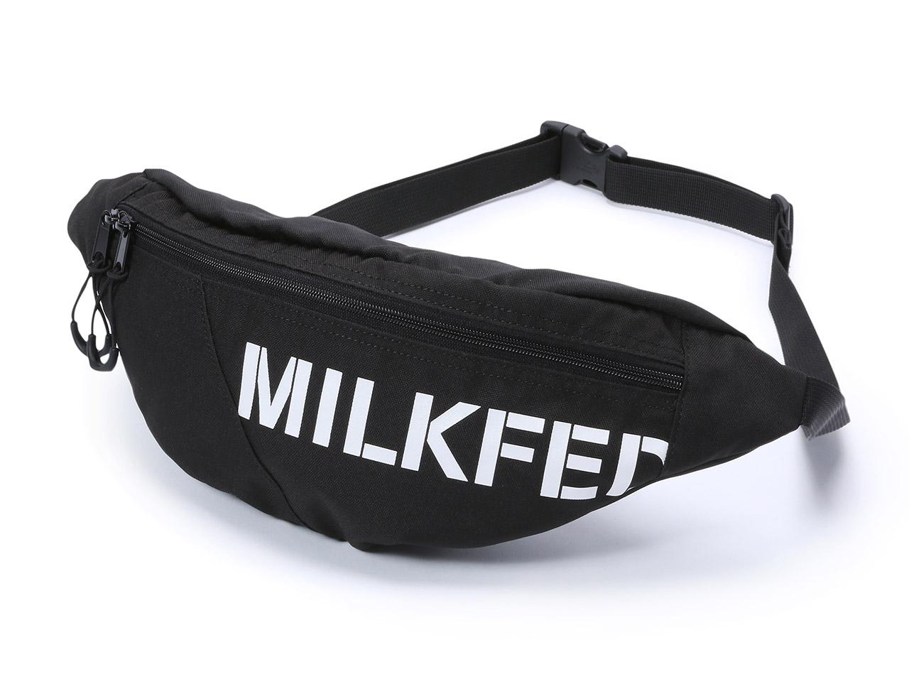 MILKFED. LOGO FANNY PACK - 03191031