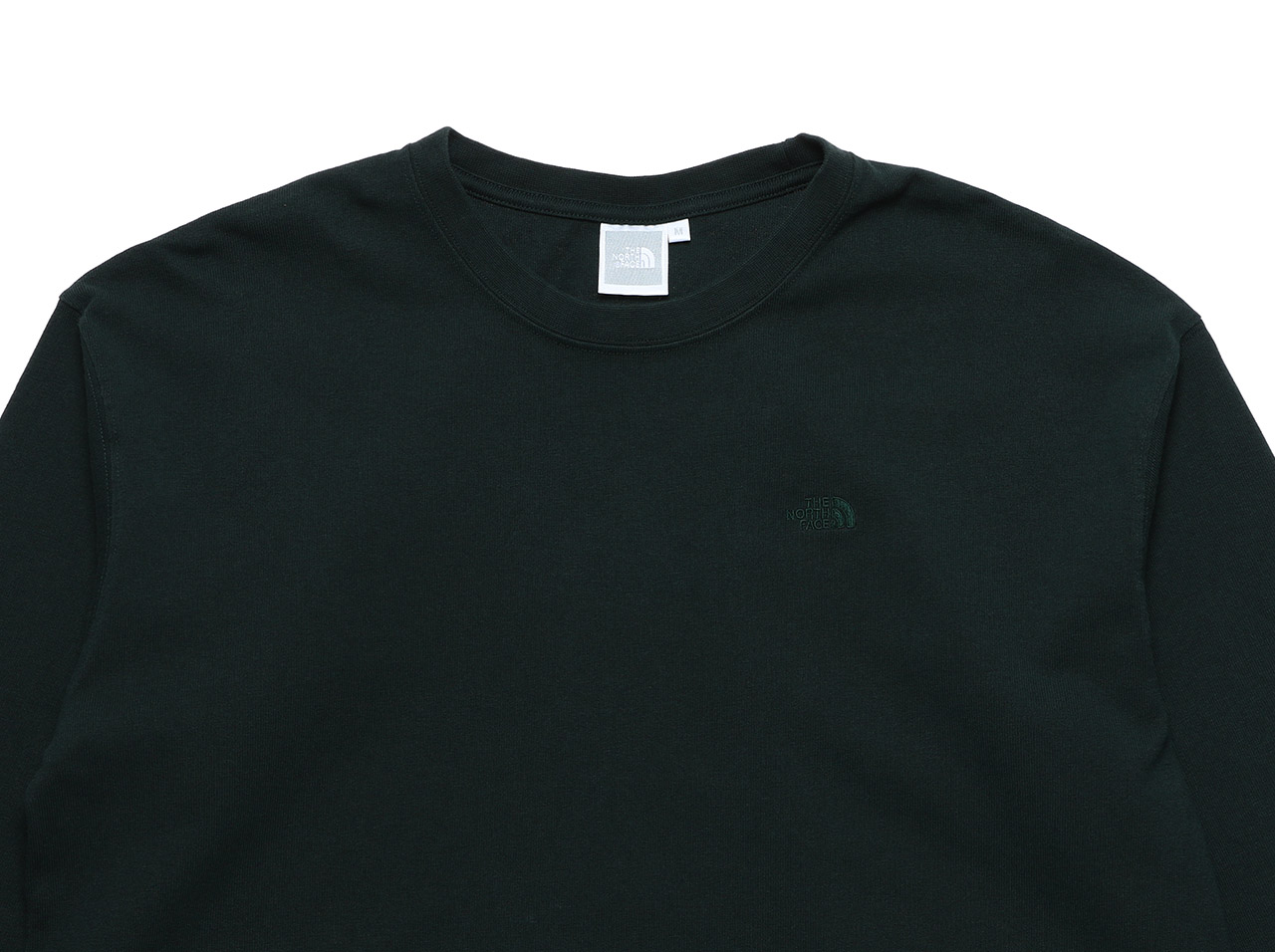 THE NORTH FACE L/S Nuptse Cotton Tee - NTW82036