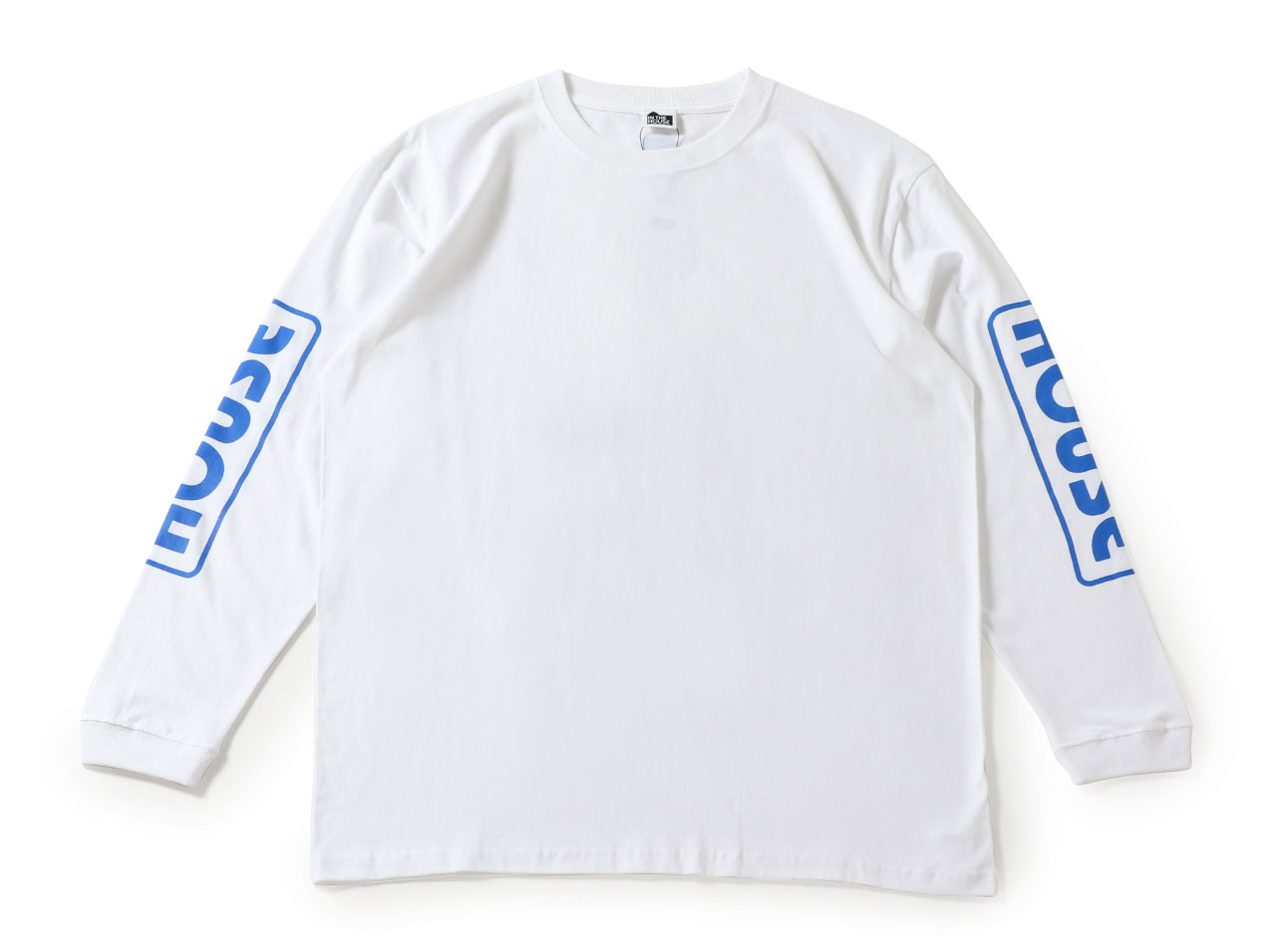 【50%OFF】IN THE HOUSE MENS LS TEE - ith-0140