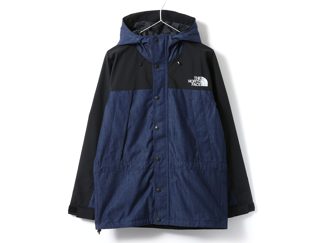 THE NORTH FACE Mountain Light Denim Jacket - NP12032