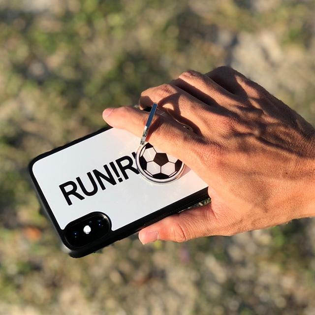 NEW 部活生応援【送料無料】スポーツリングスタンド モバイルスマホスタンド バンカーリング スマートフォン スマホ タブレット 落下防止 全機種対応 iPhone