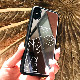ミラー オリガミケース iphone 割れない鏡[L] 名入れ無料 送料無料 アイフォン ケース iPhone 11ProMax iPhone XS Max iPhone XR iPhone8 折り紙 origami case