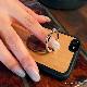 【送料無料】ウッド アニマル リングスタンド リング スタンド バンカーリング 木製 スマートフォン スマホ タブレット 落下防止 全機種対応 iPhone