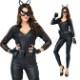 ハロウィン S-XL ボンテージ キャットウーマン アニマル 猫 キャッツ コスプレ衣装 ps3521s【あす楽対応】(ps3521s)
