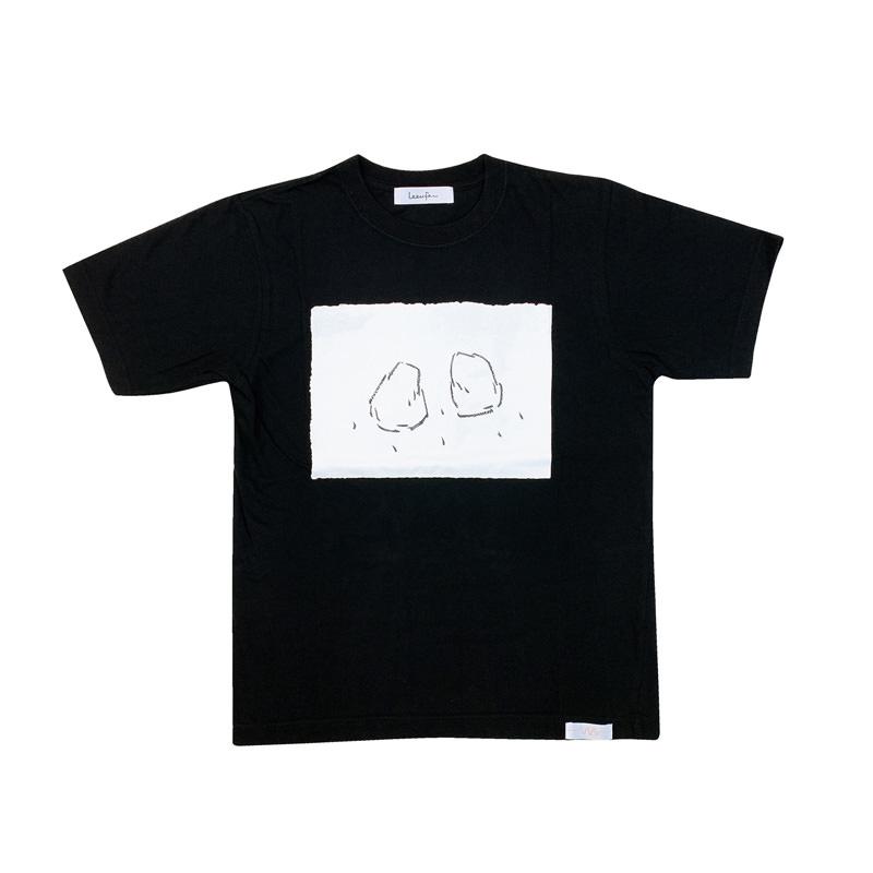 Tシャツ   李 禹煥 Black