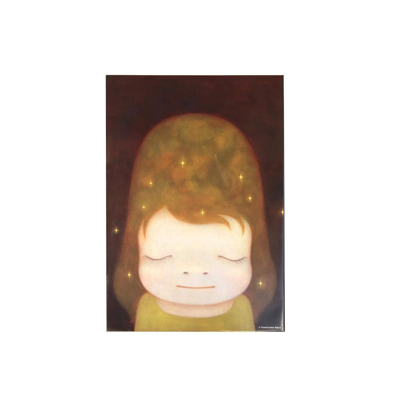 ジグソーパズル   奈良美智 The Little Star Dweller
